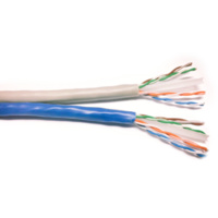CAT6 UTP Siamese / Shotgun 2 X CAT6 Blue/Grey CBLE 150M Quick Pull Box