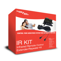 IR Remote Control Extender/Repeater Kit